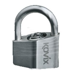 Alarmed Padlock Ultra Strong 12mm (Kovix KPL12-36)